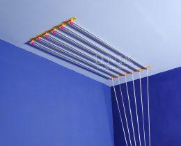 Unik Industries Cloth Drying Roof Hanger Ceiling