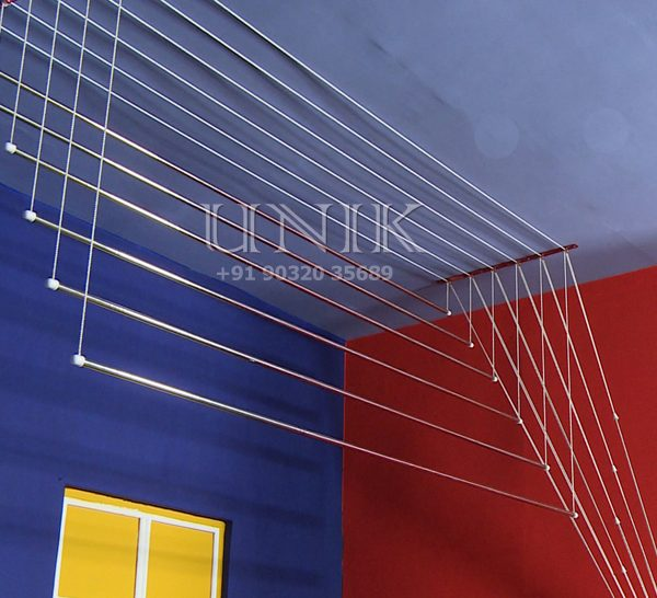 Unik Industries Cloth Drying Roof Hanger Ceiling