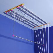 cloth drying roof hanger